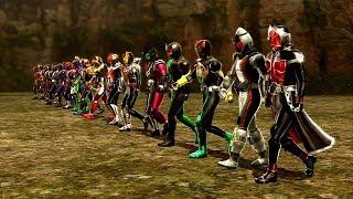仮面ライダーバトライド・ウォーⅡ / Kamen Rider Battride War 2 - Story ch79 thumbnail