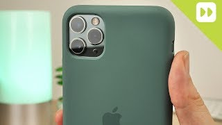 Official Apple iPhone 11 Pro / Pro Max Silicone Cover Review