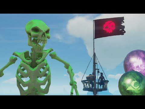 Sea of Thieves - The Reaper's Mark Mission!