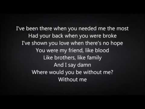 Hopsin - No Hope [Lyrics & HQ]