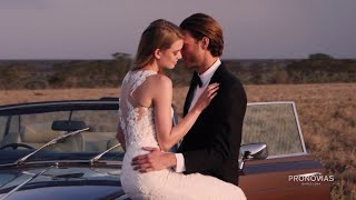 Pronovias 2018 官方宣傳形象影片|Wild Love in East Africa ( Part. II )