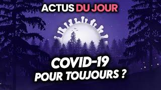 Le coronavirus encore pendant des années, l'amour et le Covid, des chiens bleus (oui)… Actus du jour