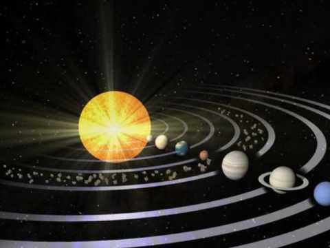 Sonnensystem Asteroidengürtel
