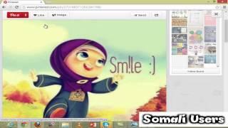 Sida loo Isticmaalo Pinterest - Social Networking