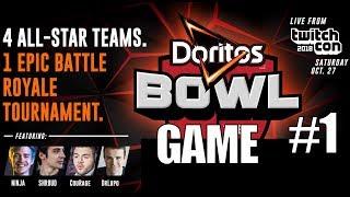 Team Shroud/Ninja/Lupo/Courage HEAT #1 ▪  ▎$250,000 BO4 Doritos Bowl Tournament ▎