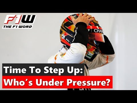 Time To Step Up: Who's Under Pressure?