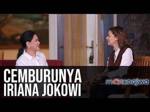 Rahasia Keluarga Jokowi: Cemburunya Iriana Jokowi (Part 2) | Mata Najwa