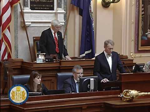 Speaker William J. Howell's Retirement Speech