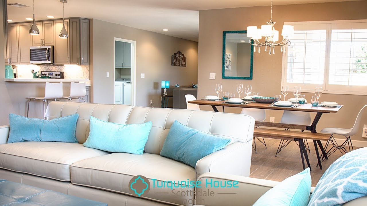 Turquoise House Scottsdale North Vacation Rental In North Scottsdale AZ