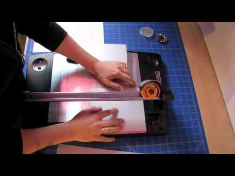 Tips for Using the Rotary Trimmer for your DIY Invitations