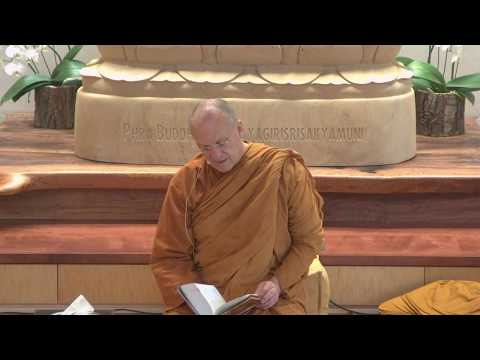 Upāsakā Day: Two Kinds of Thought and The Removal of Distracting Thoughts
