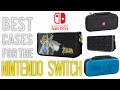 The Best Cases for the Nintendo Switch + SWITCH GIVEAWAY!
