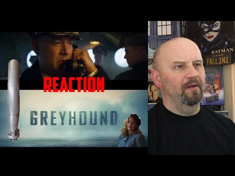 GREYHOUND - Sony Pictures Entertainment - Official Trailer - Reaction