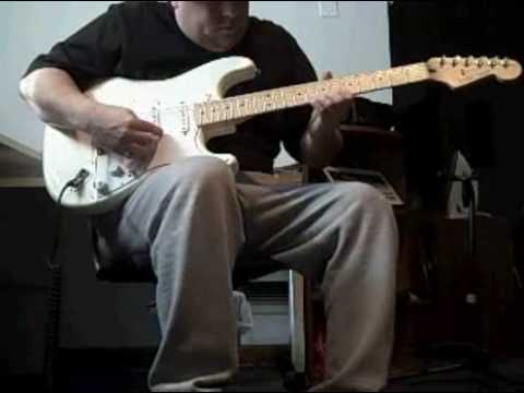 Pink Floyd - Money Solo - Live 8 Reunion Version - (Cover)