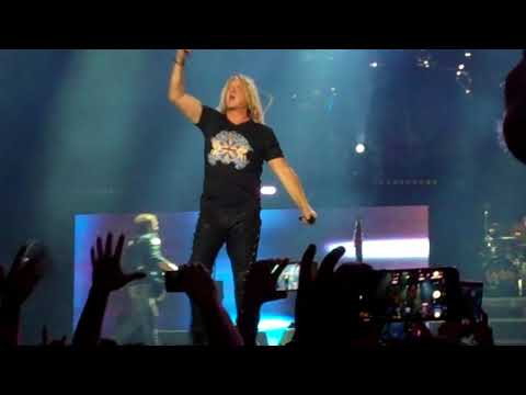 Def Leppard - Rock Of Ages & Photograph, Mexico City, Arena Cd. De Mexico, 3 Octubre 2017