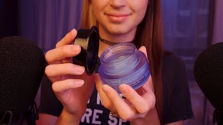 ASMR | ALL the Lid Sounds ✨ // Containers, Jars, Wood, Plastic