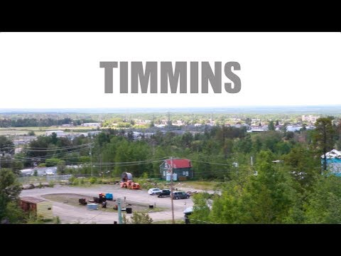 Timmins Gold Mine On The Ultimate Northern Ontario Road Trip