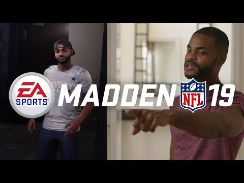 KING BACH IN THE NEW MADDEN NFL 19