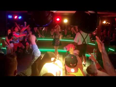 Mia Julia Live + strip im Oberbayern Full show vol.1