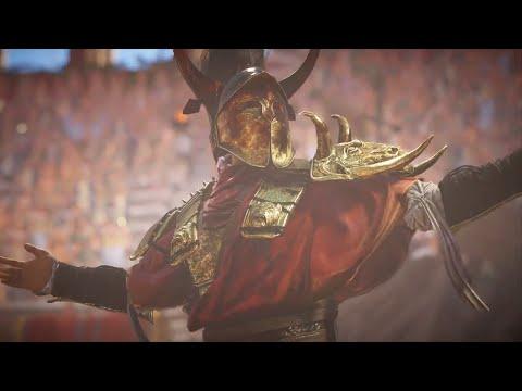Assassin's Creed Origins Gladiator Arena - The Spartan Hoplite Boss Fight #5
