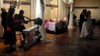 Amber & Joe performing first dance for Mandy & Levi's Wedding... Las Vegas, Nevada 9/26/09