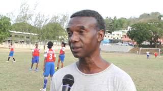 CONCACAF Women's Under-20: Interview with Cyril 'Ces' Podd, Saint Lucia Technical Director