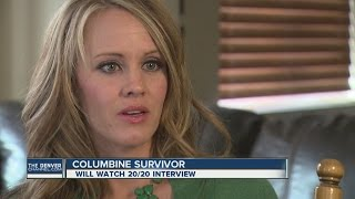 Survivor in Columbine High School shooting will watch 20/20 interview