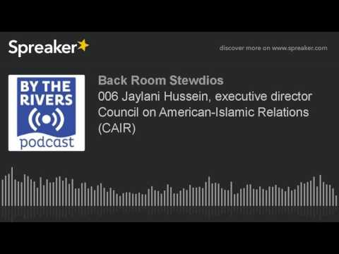 006 Jaylani Hussein, executive director Council on American-Islamic Relations (CAIR)