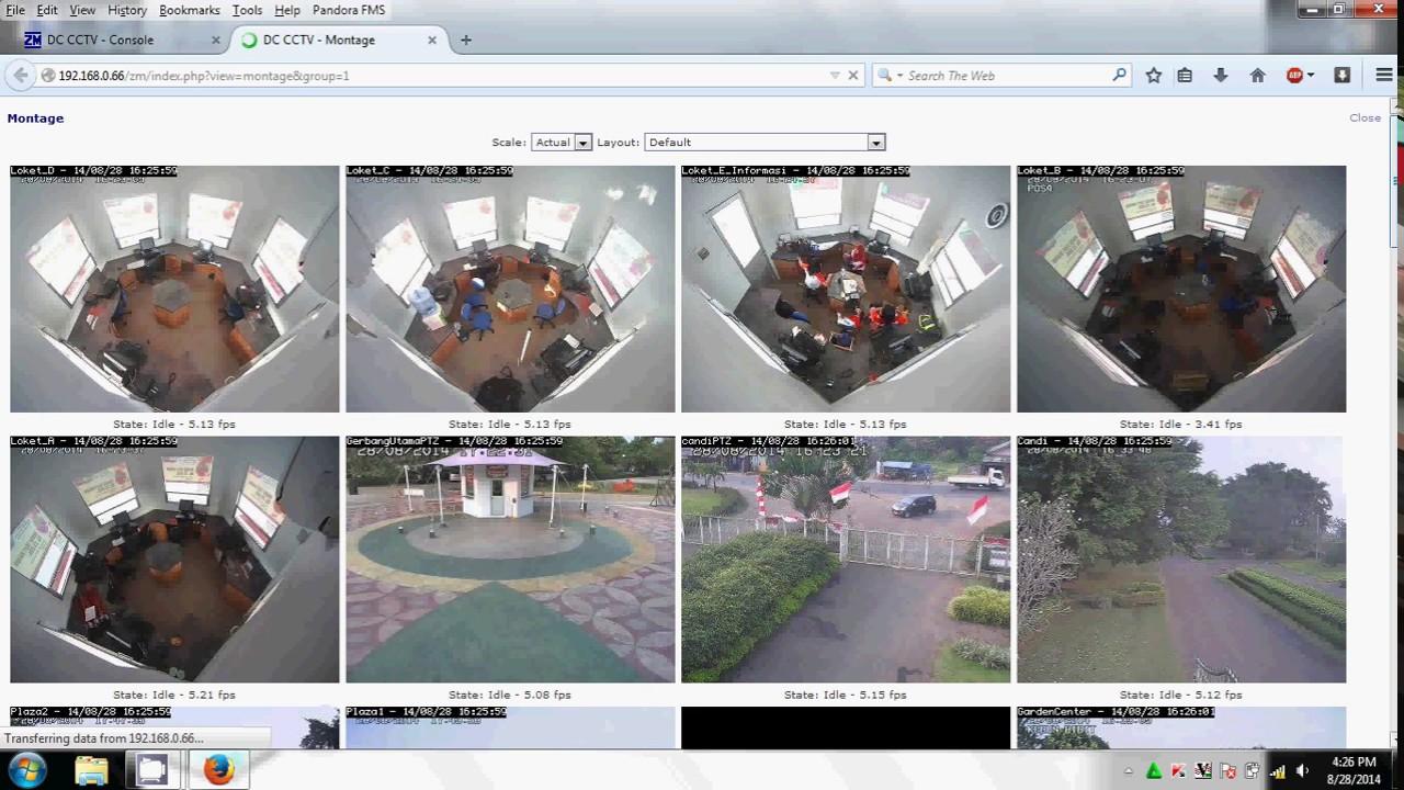 Système de vidéosurveillance DIY (Shinobi, Caméras IP, CCTV) - Romain D