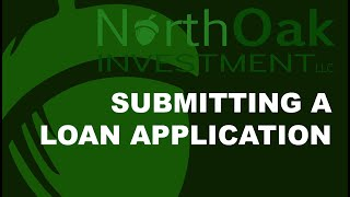 Submitting a Loan Application