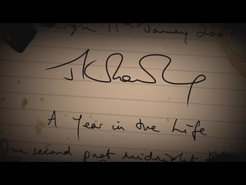 J.K. Rowling - A Year in the Life (ITV, 2007)