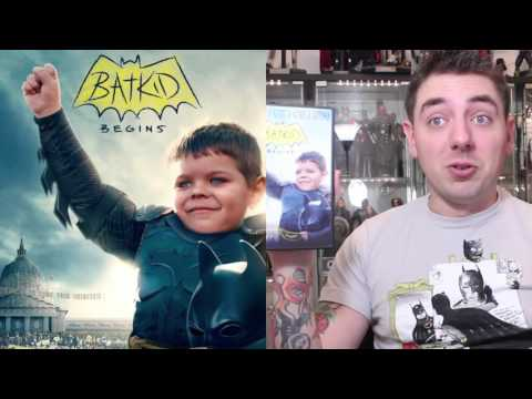 Batkid Begins DVD Movie Review