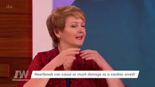 Anne Opens Up About the Physical Heartbreak She Felt After Her Son's Death | Loose Women
