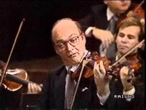 Mozart Sinfonia concertante Kv. 364 (3) Küchl, Koll, Wiener Philharmoniker, Mehta