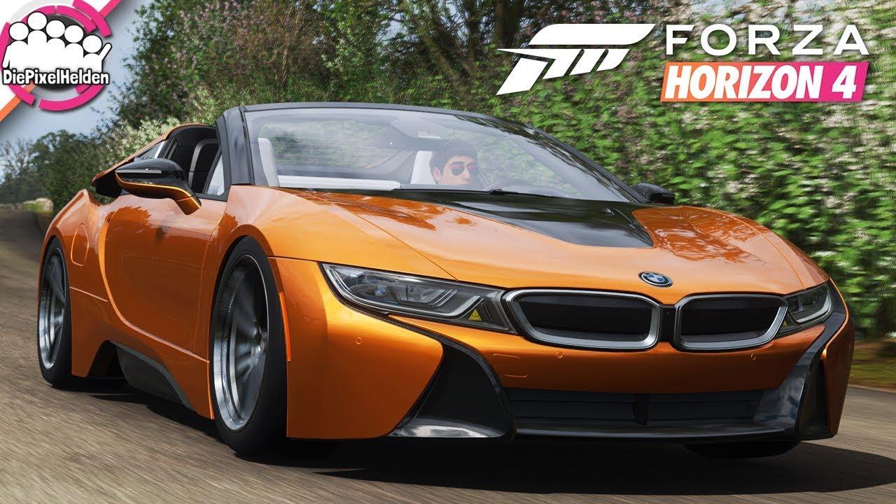 FORZA HORIZON 4 #61 - BMWs (Super)Sportwagen - Let's Play Forza Horizon 4