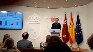 El Gobierno regional anuncia una nueva bajada del tramo autonómico del IRPF