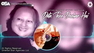Data Tera Darbar Hai | Nusrat Fateh Ali Khan | complete full version | OSA Worldwide