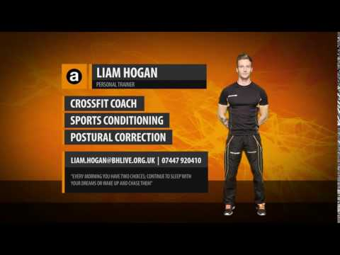 Meet BH Live Active Personal Trainer Liam Hogan