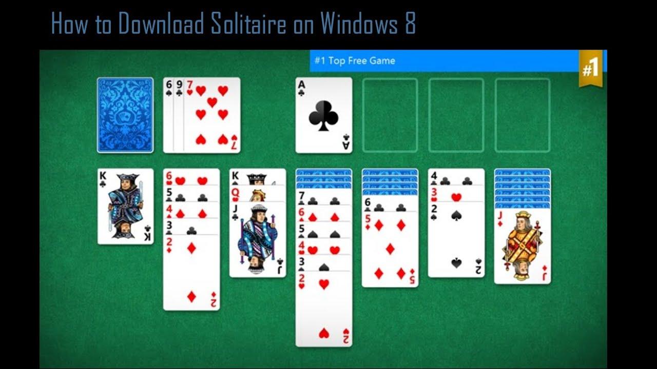 Windows Solitär Download Kostenlos