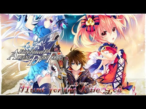 My first reaction to Fang (Fairy Fencer F ADVENT DARK FORCE) |
