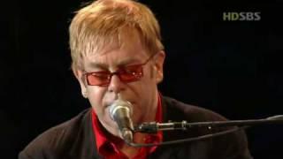 Elton John - Sacrifice (Live In Seoul 2004 HD)