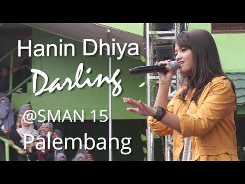 Darling Hanin Dhiya @Palembang