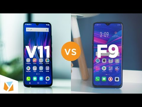 Vivo V11 vs OPPO F9 Comparison Review