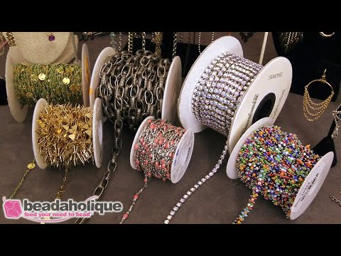 Beadaholique Live Class: Unique Ways To Use Chain In Jewelry Making