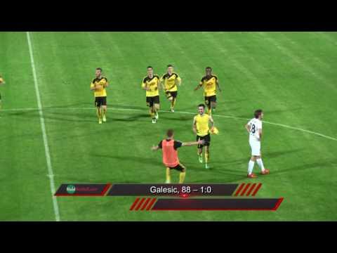 Sheriff - Dacia 1-0 gol