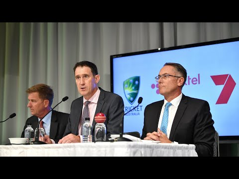 James Sutherland's message to Australian cricket fans who can't afford pay TV