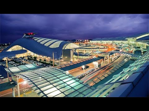 The New Modern Airports In Africa 2020. Morocco, Algeria, Ghana, Senegal,Nigeria and Congo B.