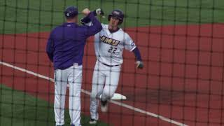 HIGHLIGHTS | JMU Men's Baseball vs. University of Albany