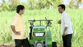 KOEL presents Mega T Power Tiller & Mini Tractor - Kmwagri.com