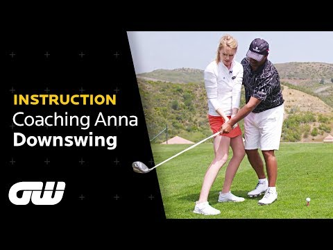the-perfect-downswing-explained-|-michael-campbell-tips-|-coaching-anna-|-golfing-world